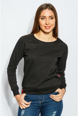 Джемпер женский однотонный, под джинсы 966K001