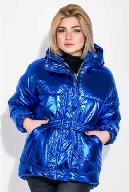 Куртка женская, теплая, короткая 69PD1075