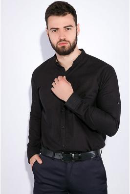 Рубашка мужская, однотонная 511F009