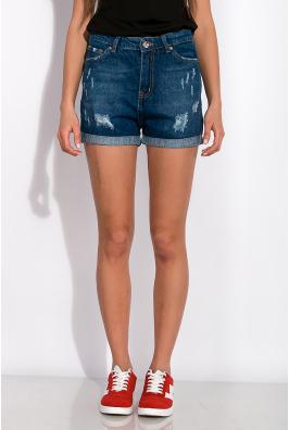 Женские джинсовые шорты 120PEL046-1