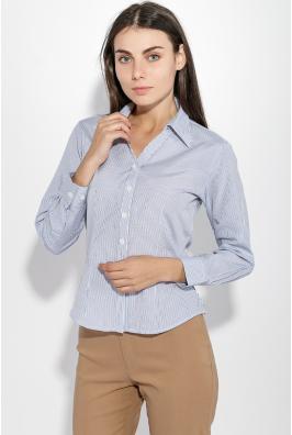 Рубашка женская в полоску 287V001-1