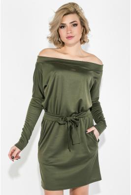 Платье женское с поясом 78PD5077-10
