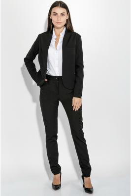 Костюм женский (брюки, пиджак) деловой, в стильных оттенках 72PD155
