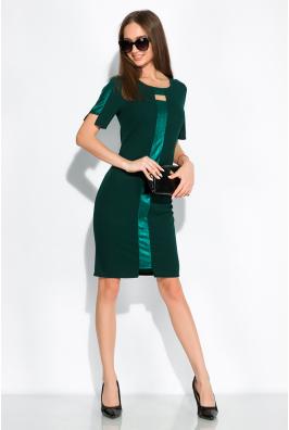 Платье с коротким рукавом 151P2947
