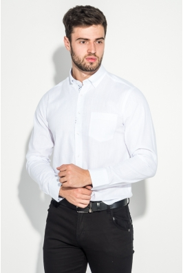 Рубашка мужская однотонная 50PD5011