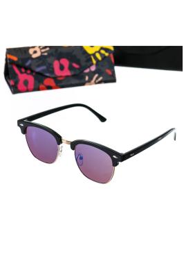 Очки солнцезащитные зеркальные 46P003