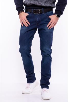 Стильные джинсы прямого покроя 149P008