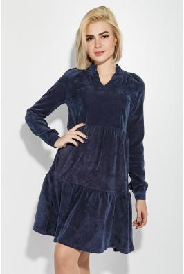 Платье женское с юбкой воланами 78PD5074