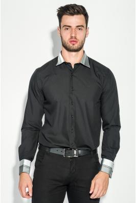 Рубашка мужская с воротником в греческом стиле 50PD0095