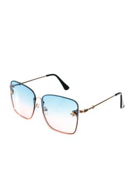 Очки солнцезащитные квадратные 46P007