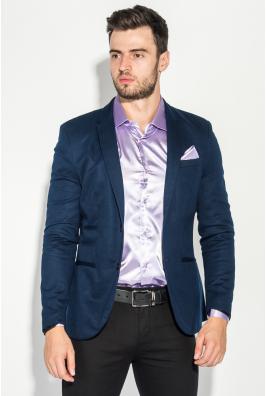 Рубашка мужская шелковая с платком-паше 50PD0090