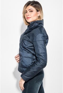 Куртка женская однотонная 72PD196