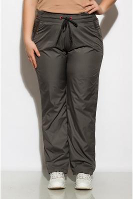 Спортивные брюки из плащевой ткани 146P1812