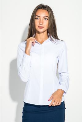 Блуза женская однотонная 56P001