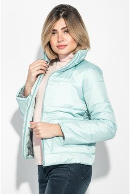 Куртка женская в нежном оттенке 72PD196-1