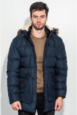 Куртка мужская зимняя, удлиненная 57P002