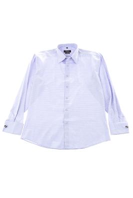 Рубашка мужская принтованная, с запонками 50PD37162-3