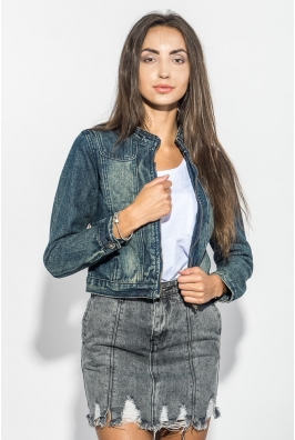 Куртка женская джинс 470K003