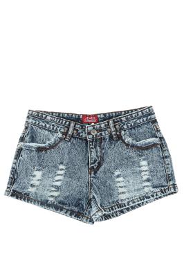 Шорты женские джинс короткие 470K004