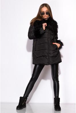 Теплая женская куртка 120PSKL5052