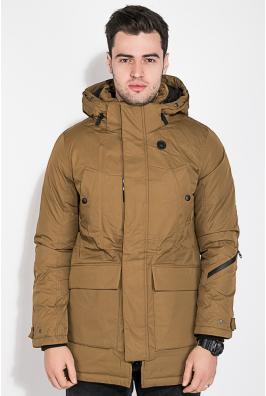 Куртка мужская теплая, удлиненная 673K002