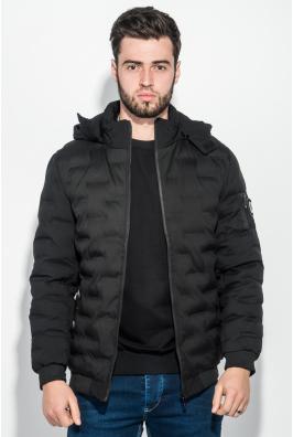 Куртка мужская с капюшоном 61P004