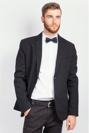 Пиджак однотонный мужской 197F018