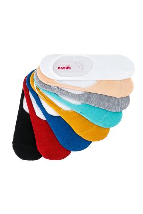 Носки женские укороченные 443F001