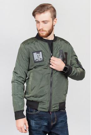 Куртка мужская легкая 616K002-1