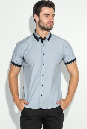 Рубашка мужская стильный воротник 50P2218-1