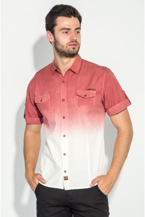 Рубашка мужская градиент 50P022