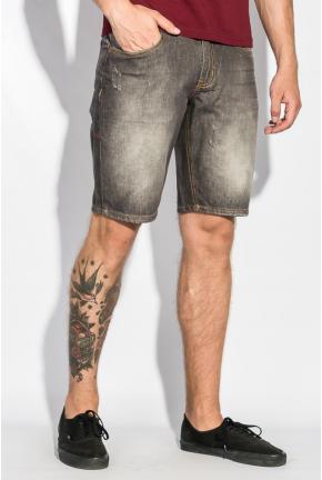 Шорты мужские джинс стильные 102V005-1