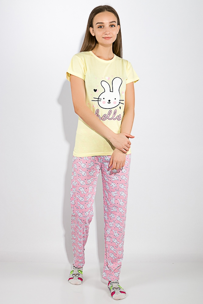 Пижама женская 317F025