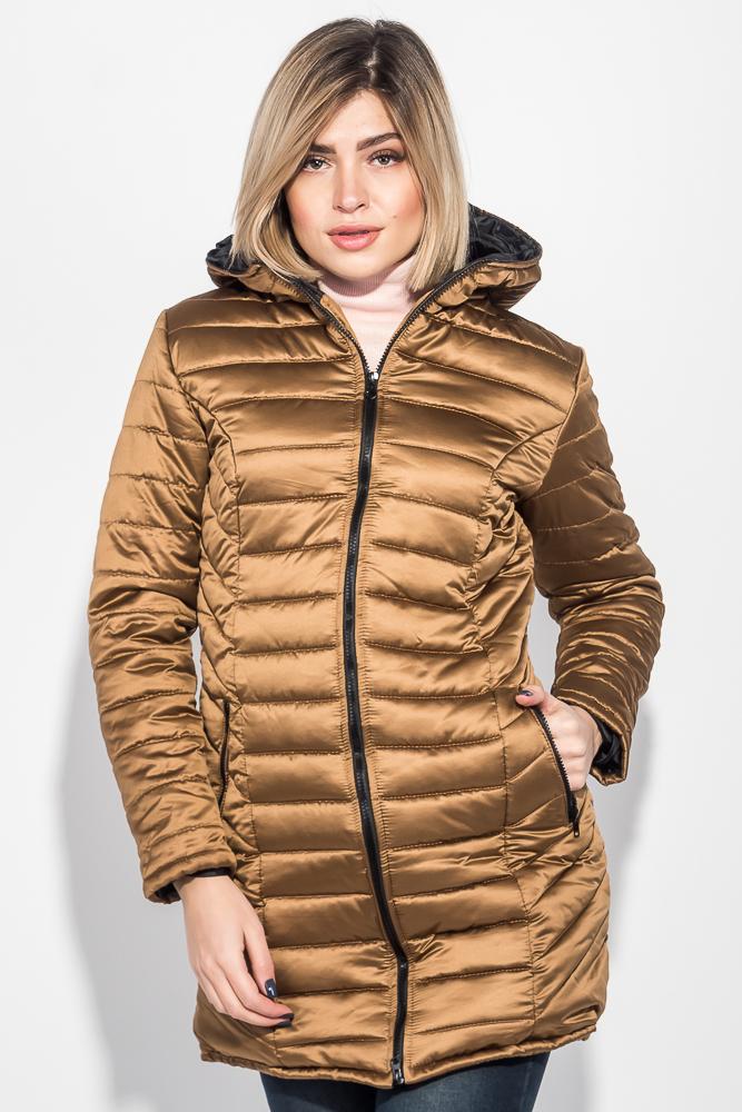 Куртка женская с капюшоном 68PD160