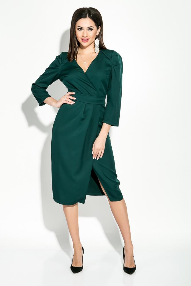 Платье женское, на запах  95P7098