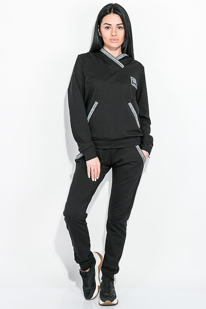 Костюм женский (толстовка, штаны) 77PD869