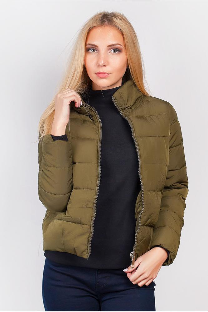 Куртка теплая женская 733K002