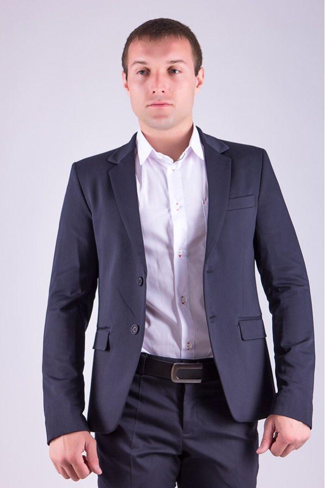 Пиджак 2430 черный