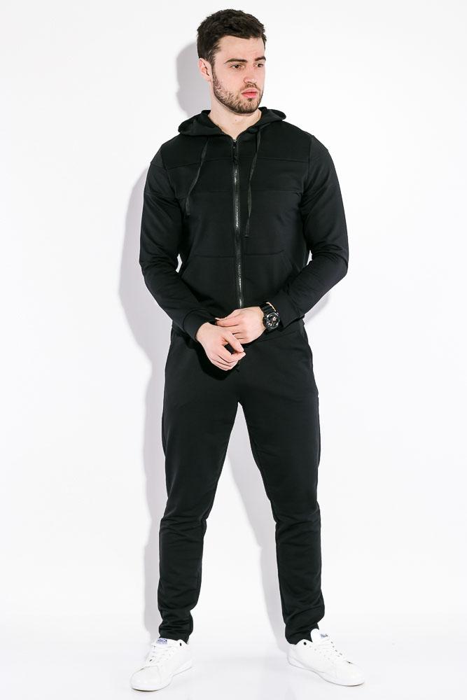de971f096452 Костюм спортивный мужской, однотонный с капюшоном 103P001 купить ...