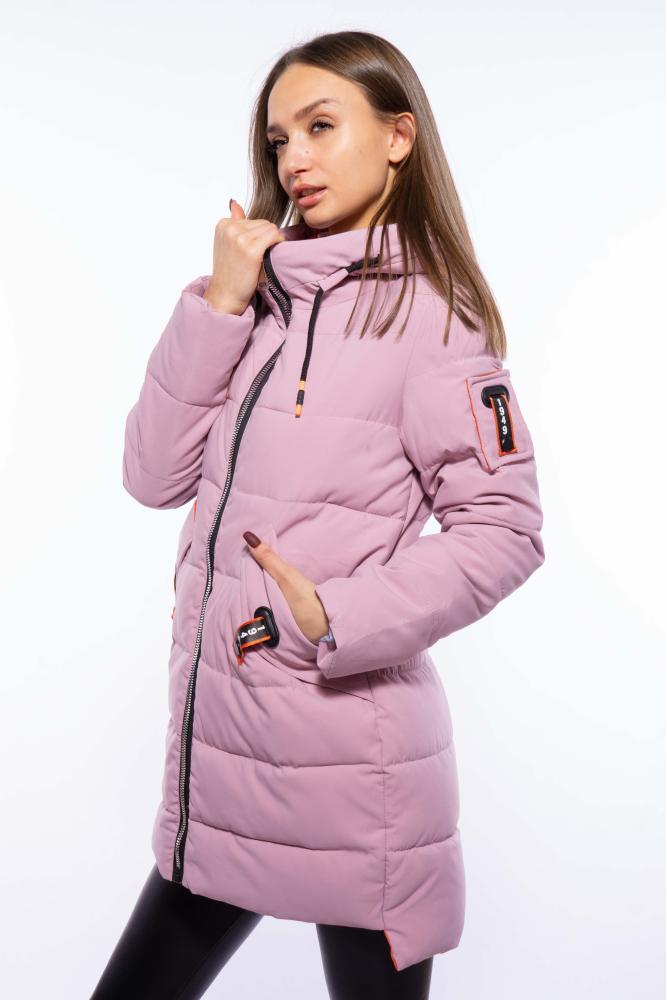 Куртка женская ассиметричного кроя 120PSKL737