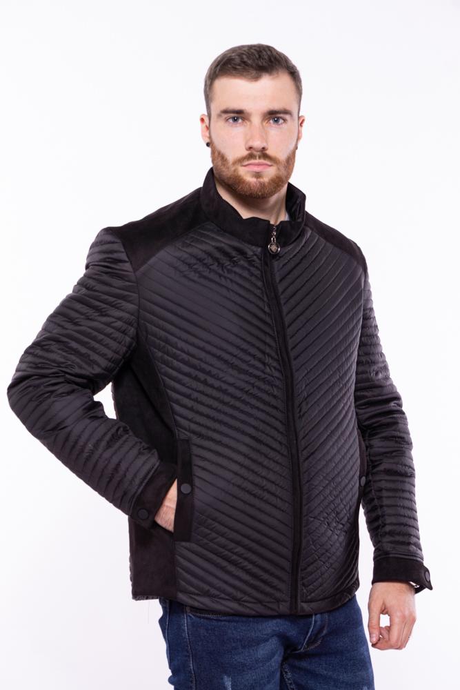 Куртка стеганая со вставками  187P477