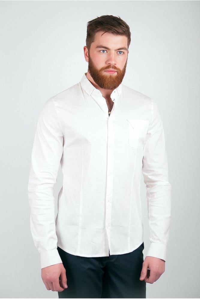 Рубашка 3255 коралловый