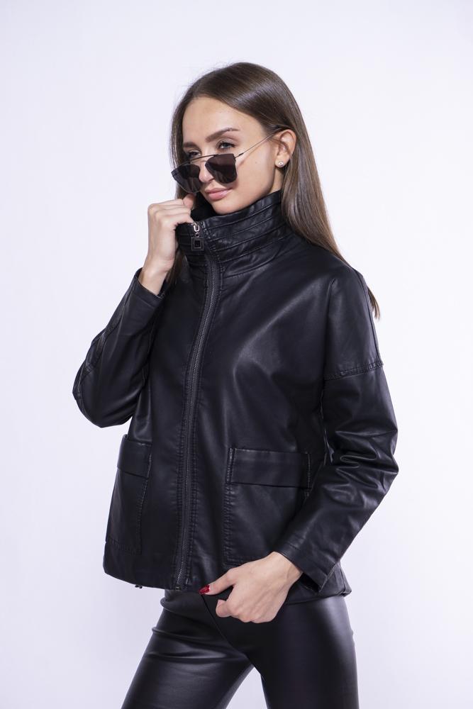 Куртка кожзам  172P8868