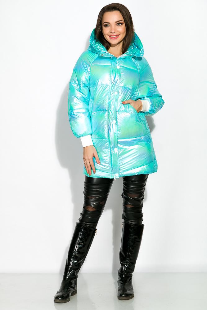 Куртка женская с перламутровым оттенком 120PSKL1960