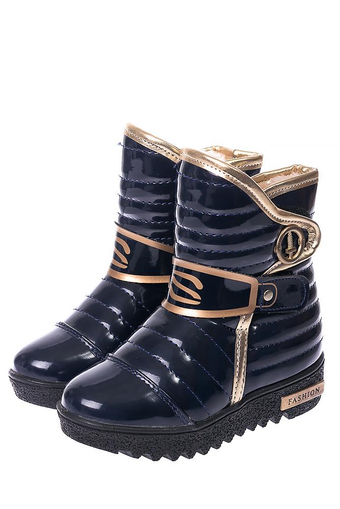 Ботинки лаковые 120PJA9565-1 junior