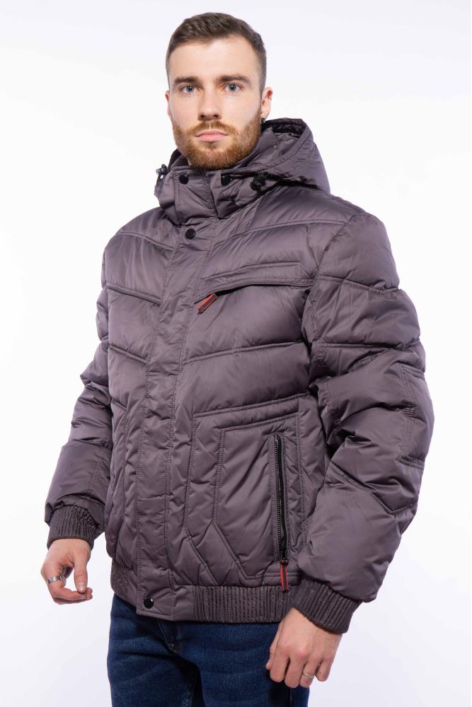 Куртка мужская с капюшоном 157P3106