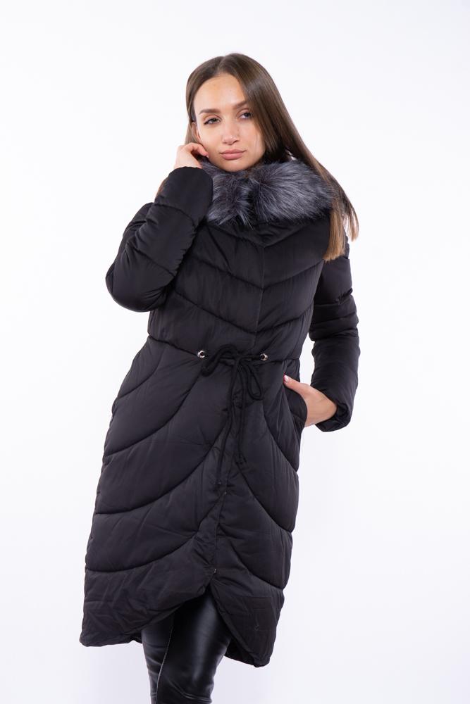 Куртка женская ассиметричного кроя  120PSKL2201