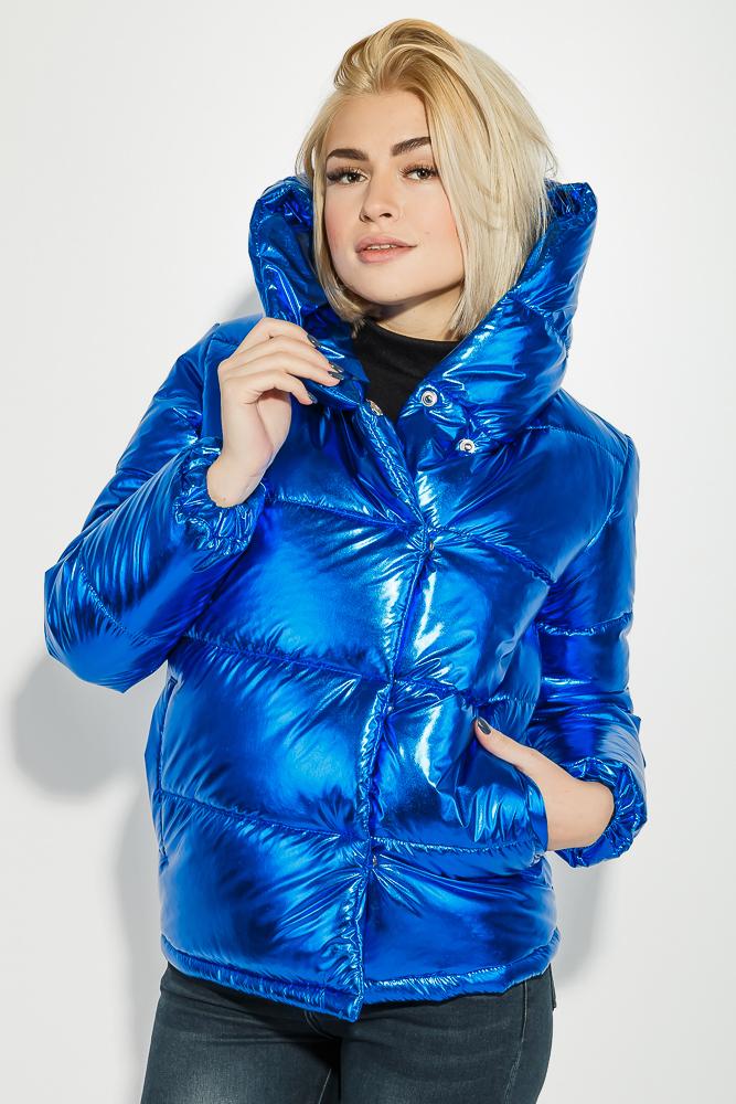 Куртка женская теплая на кнопках 69PD980