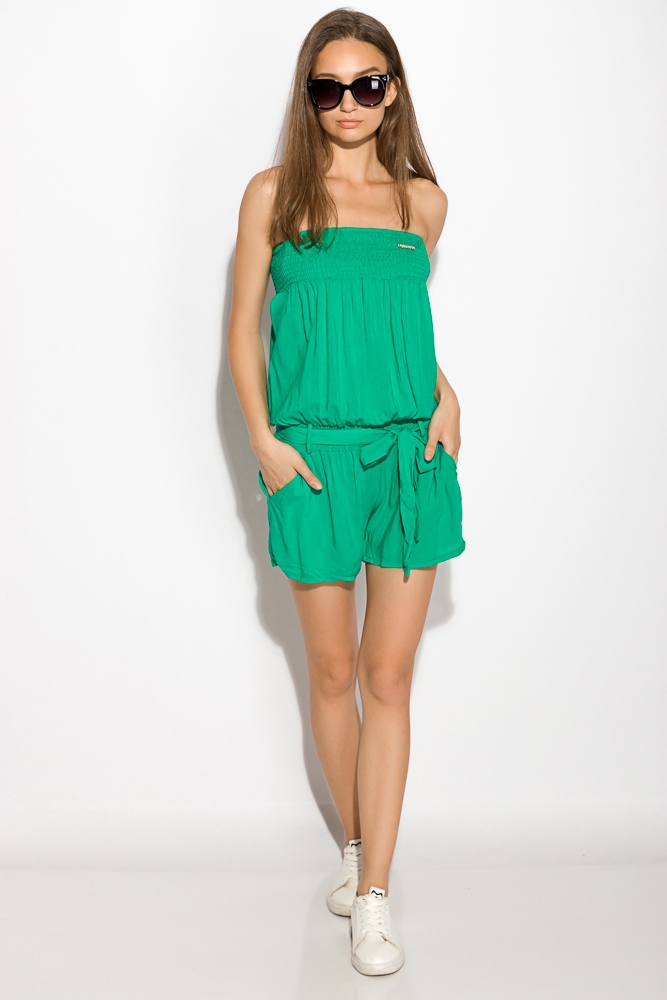 Комбинезон женский, шорты 81P1102-1