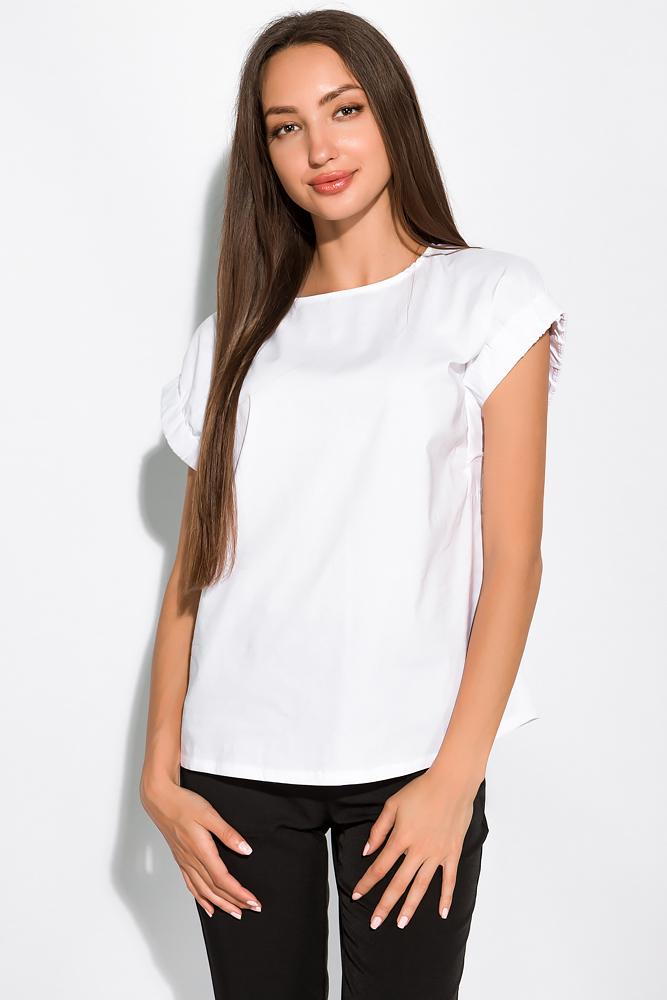 Блуза однотонная 120PKRM203